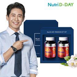 프리미엄 코엔자임Q10 선물세트+쇼핑백