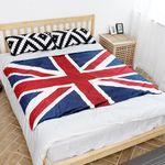 대박수예 영국 UK 양면 담요 130 x 160