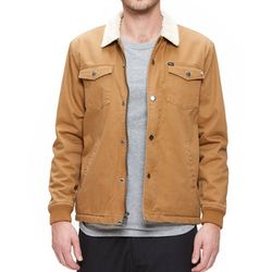 - 16FW COLTON JACKET (TOBACCO BROWN)