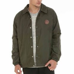 - MERCER COACHES JACKET (FOREST)