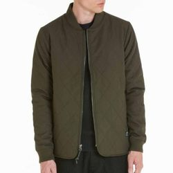 - PARKER JACKET (DARK ARMY)