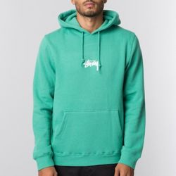 - HD STOCK HOOD (GREEN)