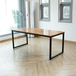 씨데코 멀바우 테이블 1200