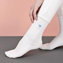 Snowdrop Socks