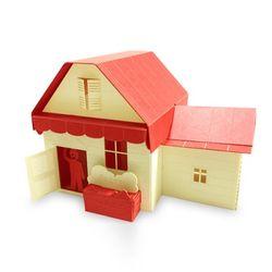 페이퍼로 미니 하우스