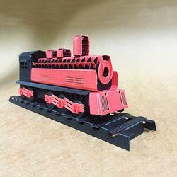 페이퍼로 겔럭시 기차