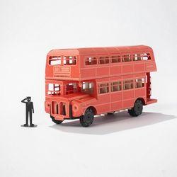 페이퍼로 런던버스