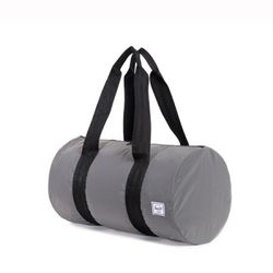[허쉘]- PACKABLE DUFFLE REFLECTIVE (Silver)
