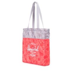 [허쉘]- PACKABLE TRAVEL TOTE (Orchard Mashup)