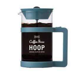 [Whatcoffee] 리버스 커피 프레스 후프 Lightblue 720ml