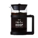 [Whatcoffee] 리버스 커피 프레스 후프 Black 720ml