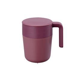 [Whatcoffee] 킨토 카페프레스 와인레드 260ml