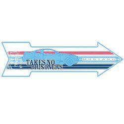 인테리어 틴보드-TAKESNO MUSTANG