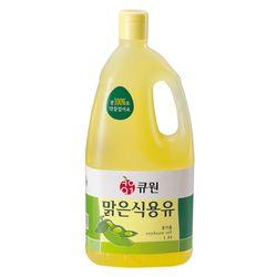 큐원 대배유(식용유)맑은식용유 1.8L