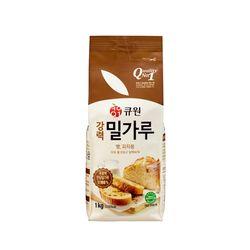 큐원 밀가루 강력(빵용)밀가루 1kg