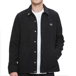 [오베이]- 16HO LURKER COACHES JACKET (BLACK)