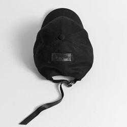 DEMONADE LONG STRAP CURVE CAP (BLACK)