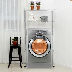 19파이 홈메탈선반 세탁기 선반 750 2단