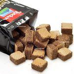 로아커 웨하스 쿼드라티니 : 다크초콜릿 125g