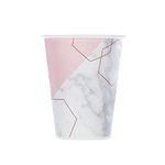 핑크마블 종이컵 (10P)