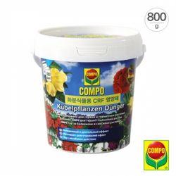 콤포 다용도 식물용 분갈이흙 식물영양제 CRF(800g)