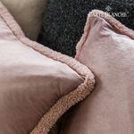 [무료배송] 양털 극세사 베개커버 2장 (50x70)