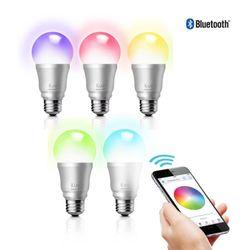 아이러브 레인보우7 IOT 스마트전구 블루투스 LED