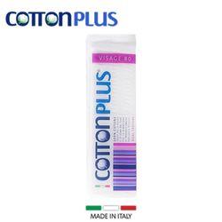 코튼플러스 클래식 사각 화장솜 80매
