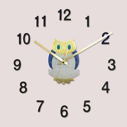 DIY-부엉이시계