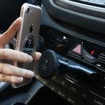 아이페이스 차량용 스마트폰 거치대 CD홀형[op-00352]