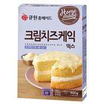 큐원  크림치즈케익믹스 300g (전자레인지용)