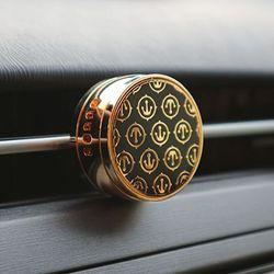 crown pattern black 차량용 방향제