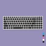 [LG]15U470-G.AR3DK용 문자인쇄키스킨(LG05)