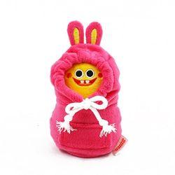 구마구마 손난로인형 : 핑키구마