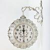 (ksdy019) 9034 양면시계 화이트