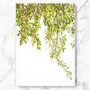 북유럽 인테리어 식물 액자 썸머 옐로우 캔버스 6호