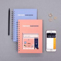 Fine days cash book