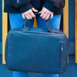 아이딜리틱 ICON 서류가방(ICON Briefcase Black)
