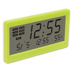심플 달력 온도계 알람 BIG LCD 시계 iClock Mini
