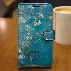 [Zenith Craft] LG G프로2 케이스 고흐 아몬드나무