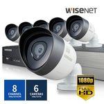 [한화테크윈]CCTV SDH-C74060 FULLHD.2TB 저장.4채널