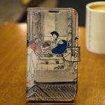 [Zenith Craft] LG G프로 케이스 신윤복 주사거배