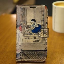 [Zenith Craft] LG G프로2 케이스 신윤복 주사거배