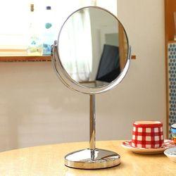 스탠드 양면 확대거울 한쪽3배 한쪽일반 탁상거울