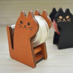 고양이 나무 테이프 홀더
