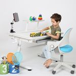 아이비 그레이책상+시디즈 링고 의자세트