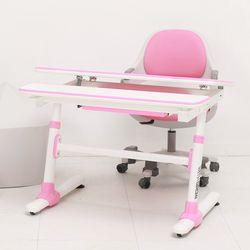 아이비 핑크책상+시디즈 링고 의자세트