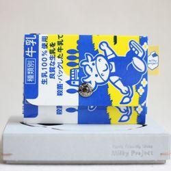 밀키파우치(Milky Pouch) Card & Coin Case [JP0309]