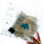 다용도 해양동물 투명파우치