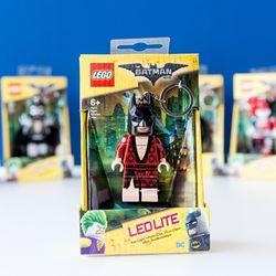 레고 키체인 배트맨 무비 키체인 (파자마 배트맨)
